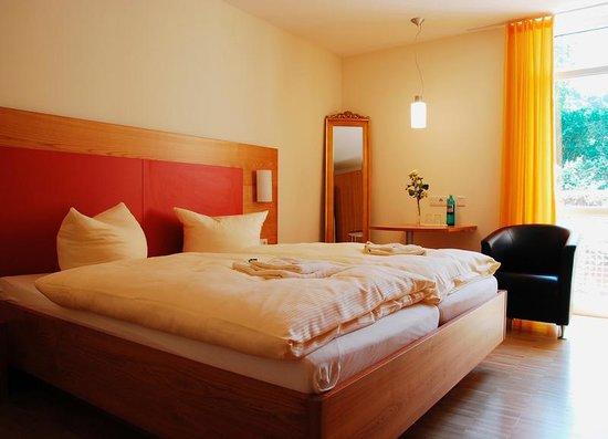 Stadtwald Hotel: Standard Doppelzimmer