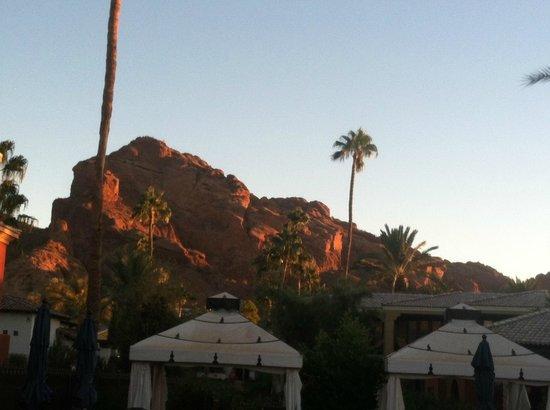 Omni Scottsdale Resort & Spa at Montelucia:                                     ....                                  