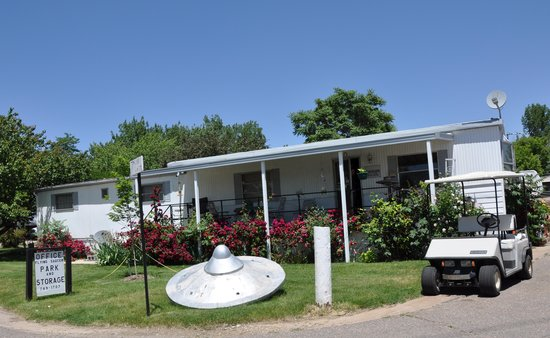 Flying Saucer RV Park