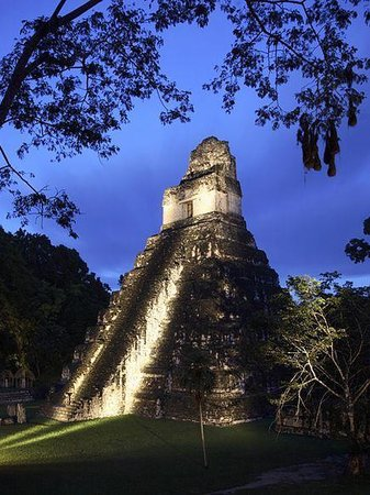 Howard Johnson Inn Guatemala City:                   tikal peten