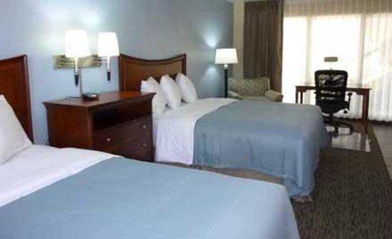 Coronet Motel: Room