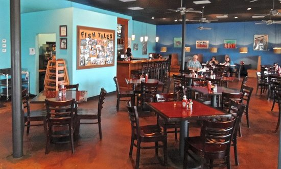 Saltwater Grill:                   Dining Area