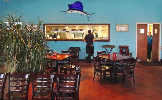 Saltwater Grill:                   Kitchen
