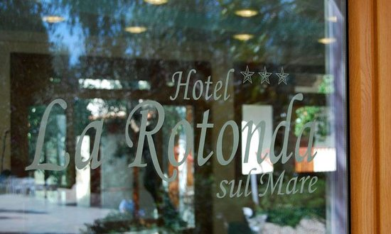 La Rotonda Hotel : hall