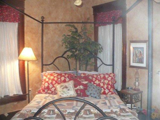 Silk Stocking Row:                                     Cowboy Room