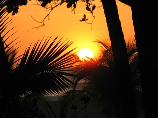 Barceló Montelimar Beach:                                     Coucher de soleil sur les plages du Nicaragua