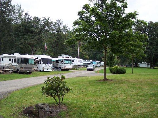 Snoqualmie River Rv Park Fall City Wa Campground