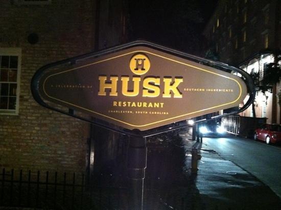 Husk Restaurant:                   Husk