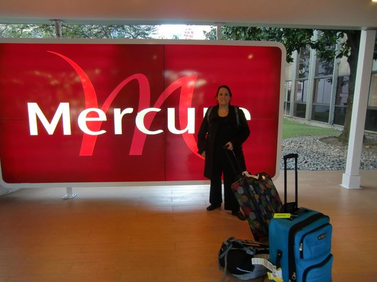 Mercure Paris Centre Eiffel Tower Hotel Photo