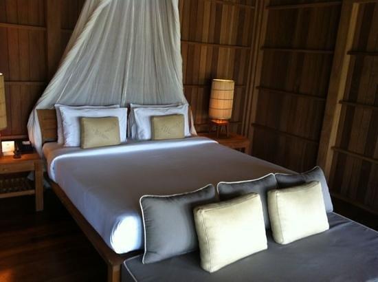 Haadtien Beach Resort:                   castaway villa