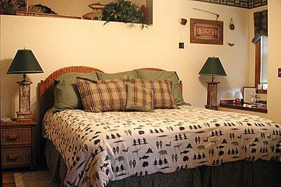 Garden Mountain Bed & Breakfast Photo
