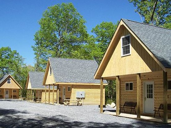 New River Cabins Photo