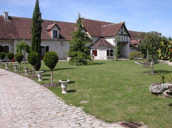 Bossee, Prancis: chambre d'hôtes