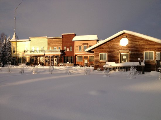 Diamond M Ranch Resort Lodge