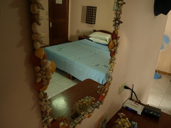Blue Coral Resort:                                     Nice mirror