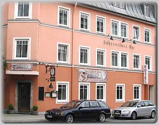 hotel rosenheimer hof bewertungen fotos preisvergleich traunstein deutschland. Black Bedroom Furniture Sets. Home Design Ideas