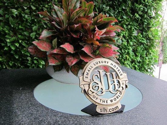 Hansar Bangkok Hotel:                                                                                           9