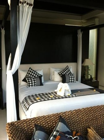 Chandra Luxury Villas Bali:                   Bedroom
