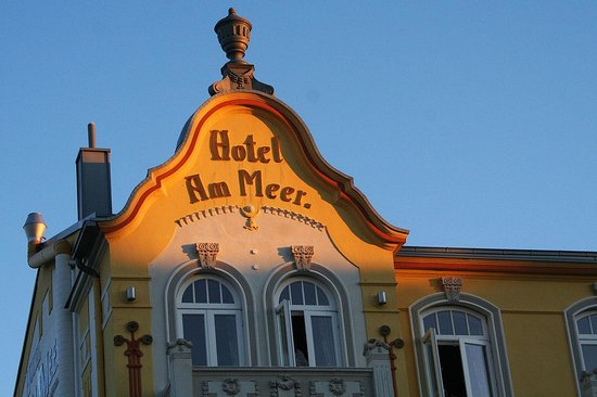 Hotel Garni Hus Kiek In De See Cuxhaven
