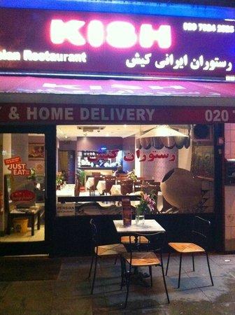 Kish Restaurant London Tripadvisor