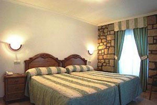 Hotel Trespalacios