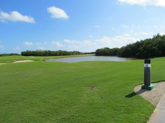 Moon Palace Cancun:                   Golf Course