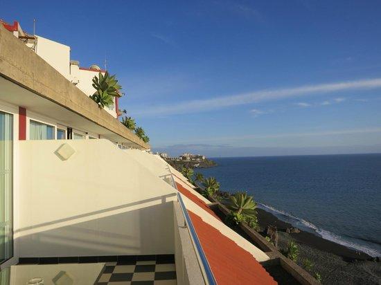 Orca Praia Hotel:                   view