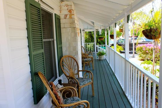 The Anchor Inn: COME SIT ON PORCH