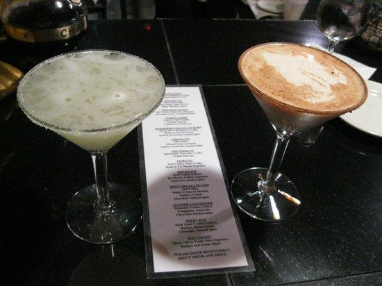 Virgilio's:                   Martini Monday
