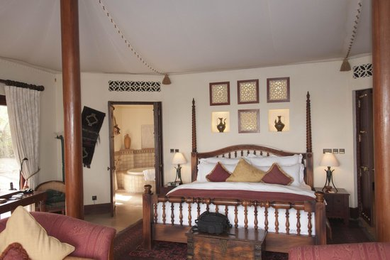 Al Maha, A Luxury Collection Desert Resort & Spa:                   Bedouin Suite