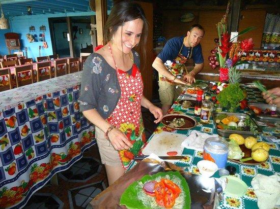 Clases De Cocina | Clases De Cocina Cultour Costa Rica Picture Of Casona Rio