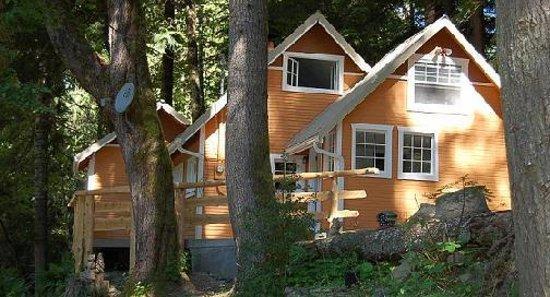 Foto de The Cornerstone Cabin