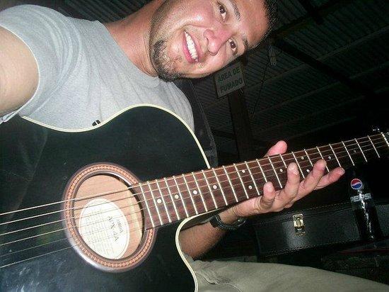 Casona Rio Fortuna: MUSICOS DE Cultour Costa Rica