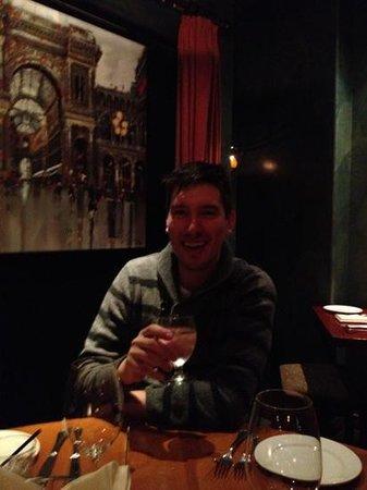 Quattro in Whistler :                   nice decor!!
