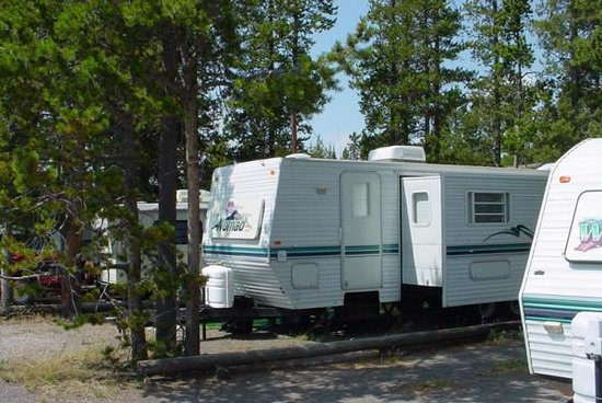 Yellowstone Cabins and RV Park รูปภาพ