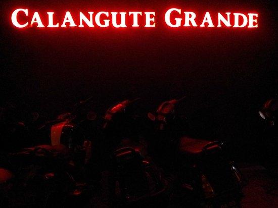 Calangute Grande:                   .....