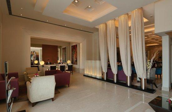 Vista Park: Hotel Lobby