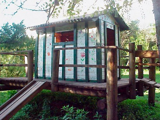 Cabanas de Troncos LA LAGUNA