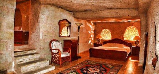 Uchisar Cave Suites Hotel Ucs Cappadocia Turkey