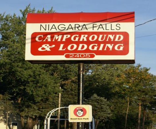 Niagara Falls Campground and Lodging Resmi