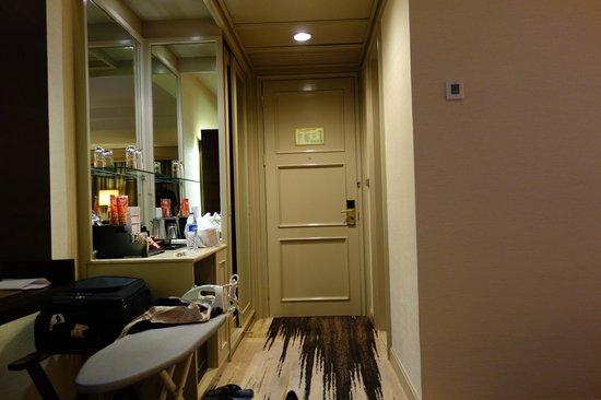 Gran Melia Jakarta:                   The room