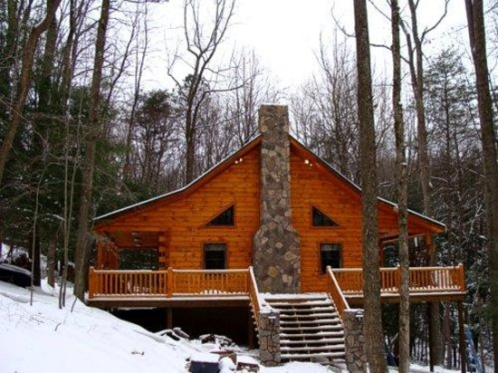 Hocking Hills Serenity Cabins UPDATED 2017 Reviews Photos Logan Ohi
