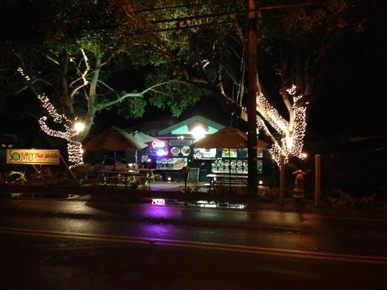 Souvaly Thai Mobile:                   At night: very nice atmosphere