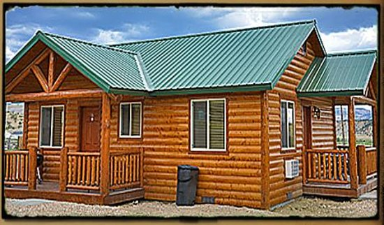 Bryce Canyon Country Cabins Resmi