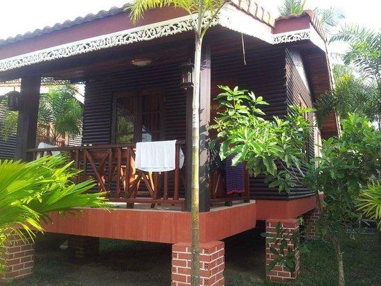 Sangswan Resort:                   is a Bungalow