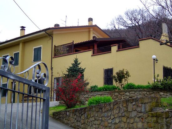 Bed & Breakfast La Valle Talamello Bild