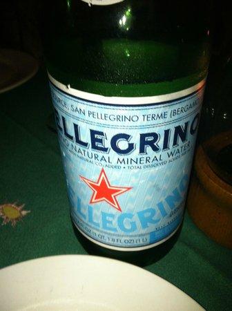 Marshalls:                                     Bottled Mineral water