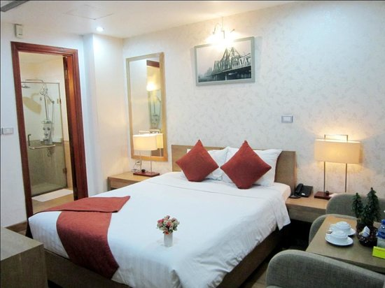 Hanoi A1 Hotel: Guest room