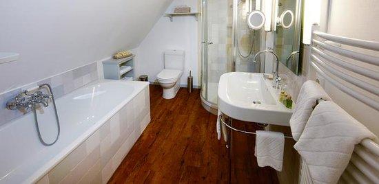 Landhaus Altes Pastorat: Badezimmer