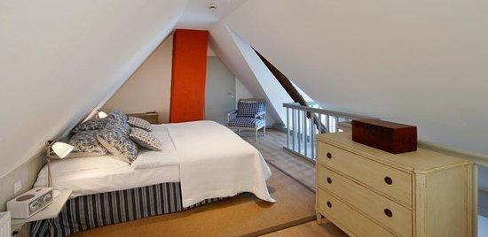 Landhaus Altes Pastorat: Schlafzimmer